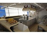 """Interior design - cafe """"Airport"""""""