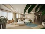 """Interior design - Of The Apartment In """"Azure"""", Riga"""