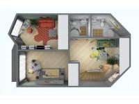 Interior design - Condominium