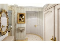 Interior design - Apartment on Kutuzovsky, Moscow