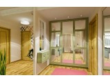 "Interior design - Apartment ""Marta"", Jurmala (2nd option)"