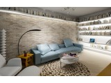 "Interior design - Apartment ""Process"", Moscow"